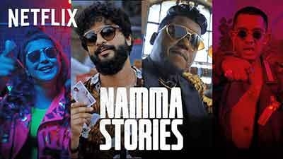 Namma Stories The South Anthem NJ Arivu Lyrics