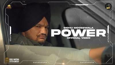 Power Lyrics — Sidhu Moose Wala