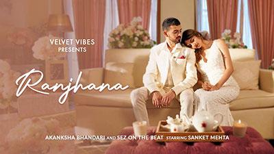 Ranjhana-Lyrics-Akanksha-Bhandari-Sez-on-the-Beat