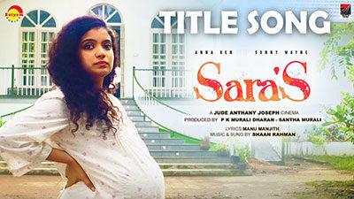 Sara's Title Song Lyrics (Penninte) — Sara's   Shaan Rahman