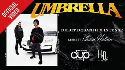 Umbrella-Diljit-Dosanjh-Lyrics