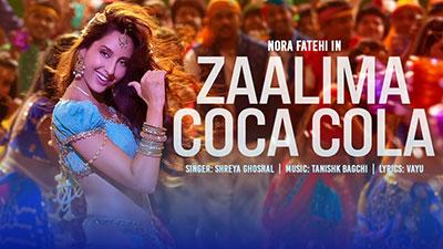 Zalima-Coca-Cola-Pila-De-Lyrics-Shreya-Ghoshal-translation-nora-fatehi