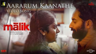 Aararum Kanathe Lyrics — Malik   Shahabaz Aman