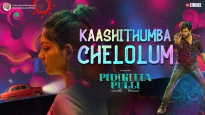 Kaashithumba Chelolum Lyrics — Pidikittapulli
