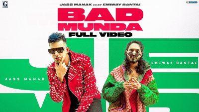 Bad Munda Lyrics — Jass Manak | Emiway Bantai