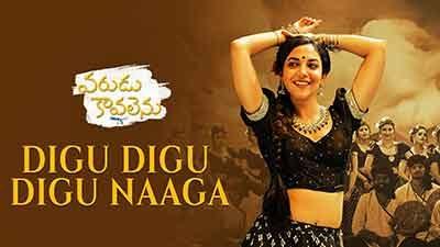 Digu Digu Digu Naaga Lyrics — Varudu Kaavalenu   Shreya Ghoshal