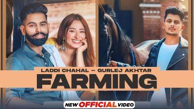 Farming Lyrics — Laddi Chahal | Gurlez Akhtar