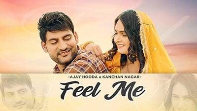 Feel Me Lyrics — Kanchan Nagar