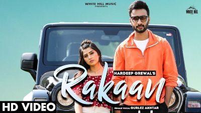 Rakaan Lyrics — Hardeep Grewal | Gurlez Akhtar