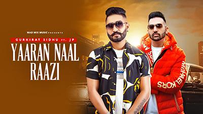Yaaran-Naal-Raazi-Lyrics-Gurkirat-Sidhu