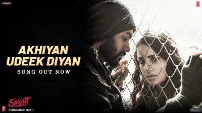 Akhiyan Udeek Diyan Lyrics — Shiddat | Master Saleem