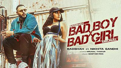 Bad Boy Lyrics — Badshah | Nikhita Gandhi