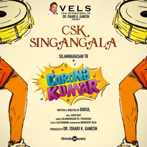 Csk Singangala Lyrics Corona Kumar