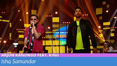 Ishq-Samundar-Lyrics-Arjun-Kanungo-King
