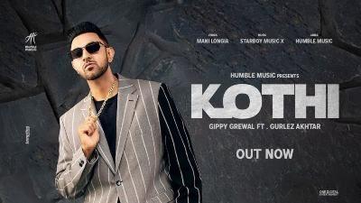 Kothi Lyrics — Gippy Grewal | Gurlez Akhtar