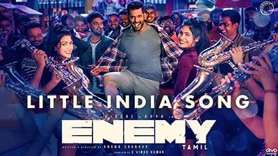 Little-India-Lyrics-Enemy-Arivu-Sarath-Santosh