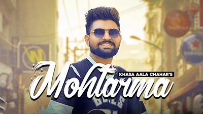 Mohtarma-Lyrics-Khasa-Aala-Chahar-Upasana-Gahlot