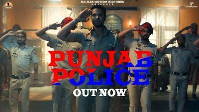 Punjab Police Lyrics — Thana Sadar | Gagan Kokri