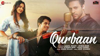 Qurbaan Lyrics — Asad Khan | Stebin Ben