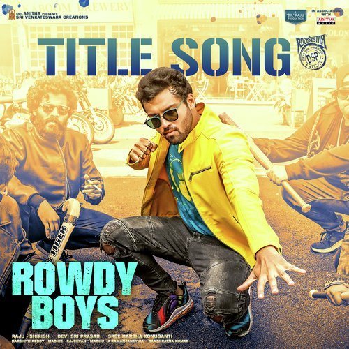 Rowdy Boys Title Song Lyrics Roll Rida