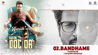 Bandhame-Lyrics-Varun-Doctor